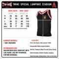 Майка TWINS TSL-1 Black Lumpinee
