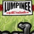 Шорты Детские Lumpinee Classic Лайм Сатин