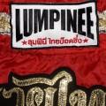 Шорты Детские Lumpinee Classic Red Нейлон