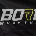 Футболка Тайский Бокс Born to Be SMT-6027