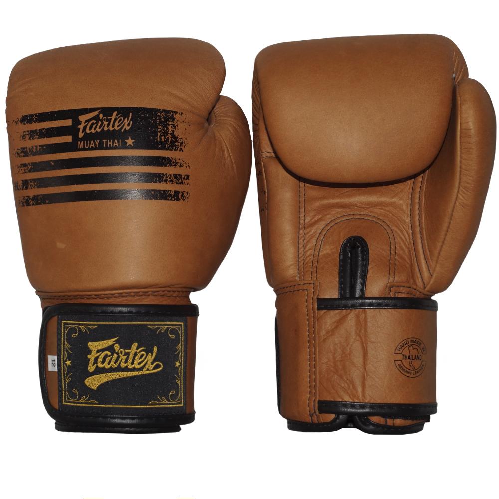 Боксерские Перчатки Fairtex BGV21 Premium Class