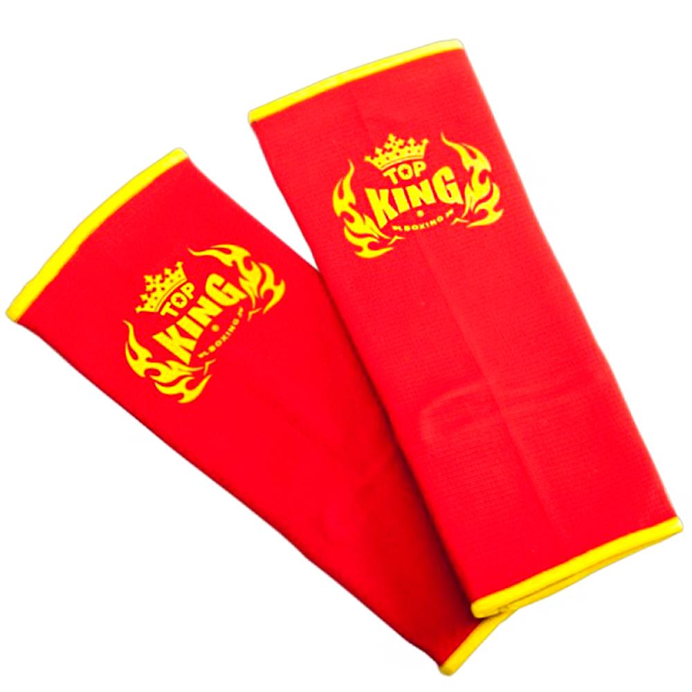 Защита голеностопа Top King Красный