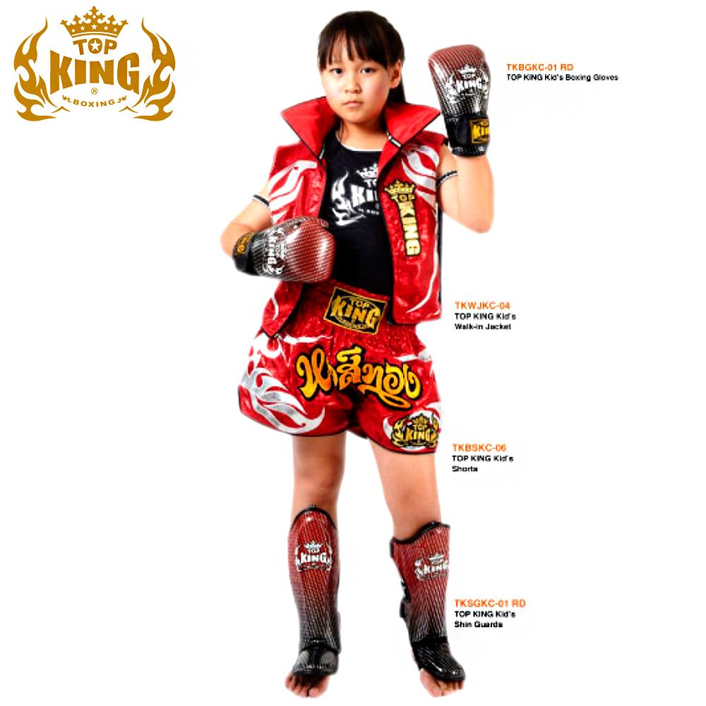 Жилет Защитный Детский TOP KING TKWJKC-04