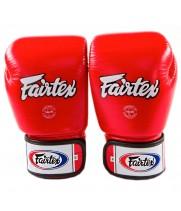 Боксерские Перчатки Детские Fairtex BGV1 Red Kids