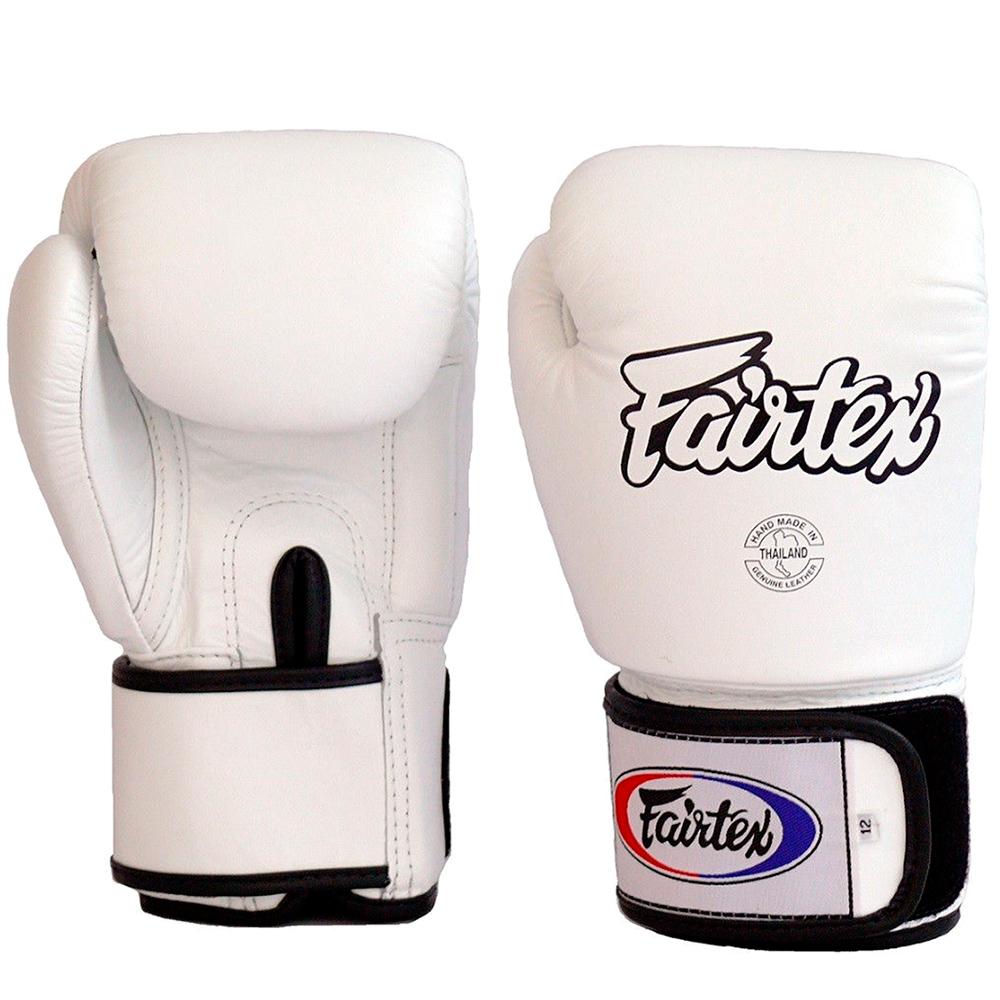 Боксерские Перчатки Детские Fairtex BGV1 White Kids
