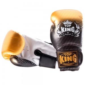 Боксерские Перчатки Детские TOP KING TKBGKC-01 Gold
