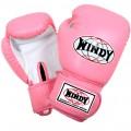 Боксерские перчатки Детские WINDY BSG Pink