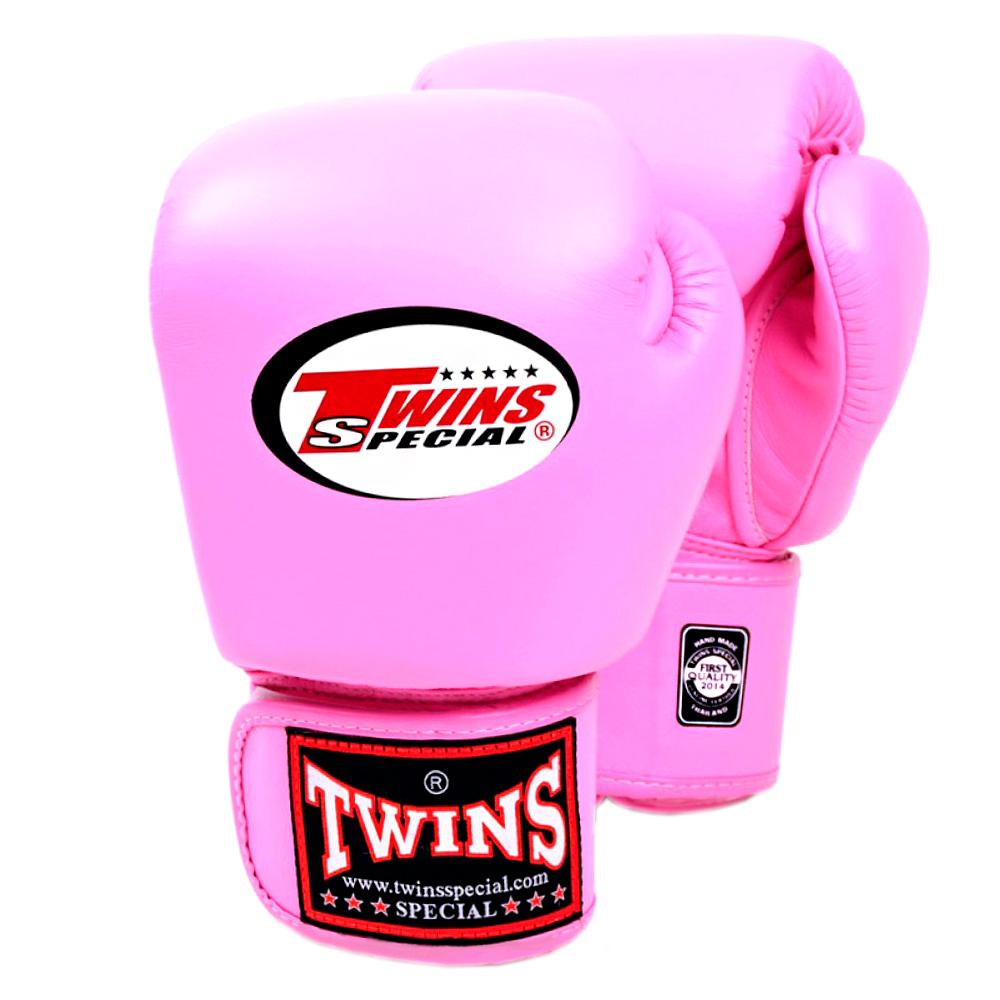 Боксерские перчатки Детские TWINS BGVS-3 Pink