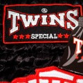 Шорты детские Twins TBS - 02 Kids No Fear Black