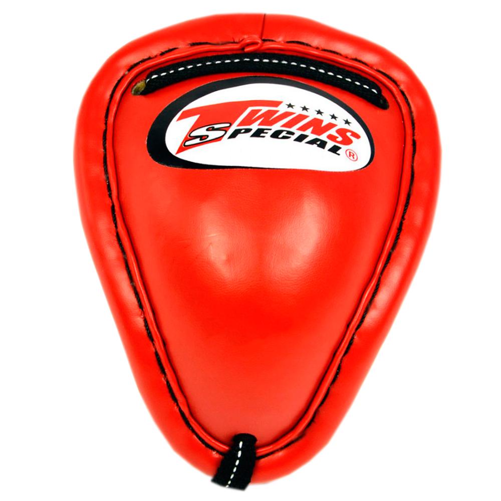 Защита паха бандаж TWINS GPS-1 Red