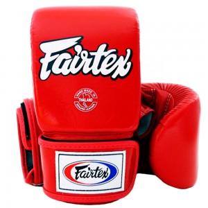 Снарядные перчатки FAIRTEX TGO3Red