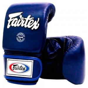 Снарядные перчатки FAIRTEX TGO3Синие