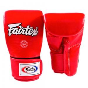 Снарядные перчатки FAIRTEX TGT7Red