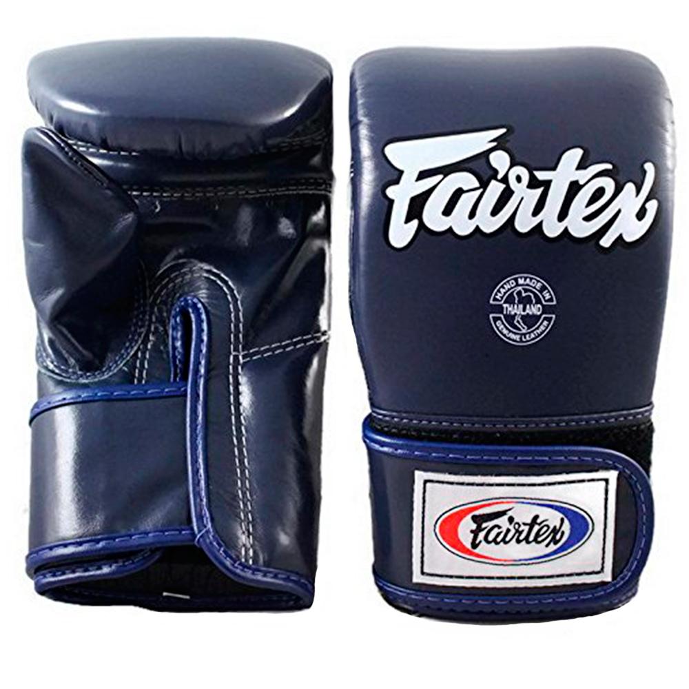 Снарядные перчатки FAIRTEX TGT7 Синие