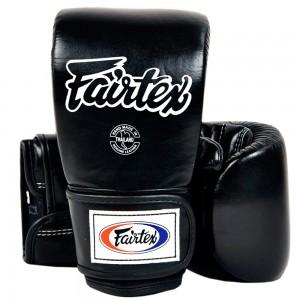 Снарядные перчатки FAIRTEX TGT7Черные