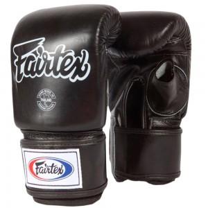 Снарядные перчатки FAIRTEX TGO3Черные