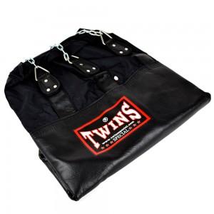 Мешок боксерский TWINS Кожа-Нейлон HBNL-3 Black