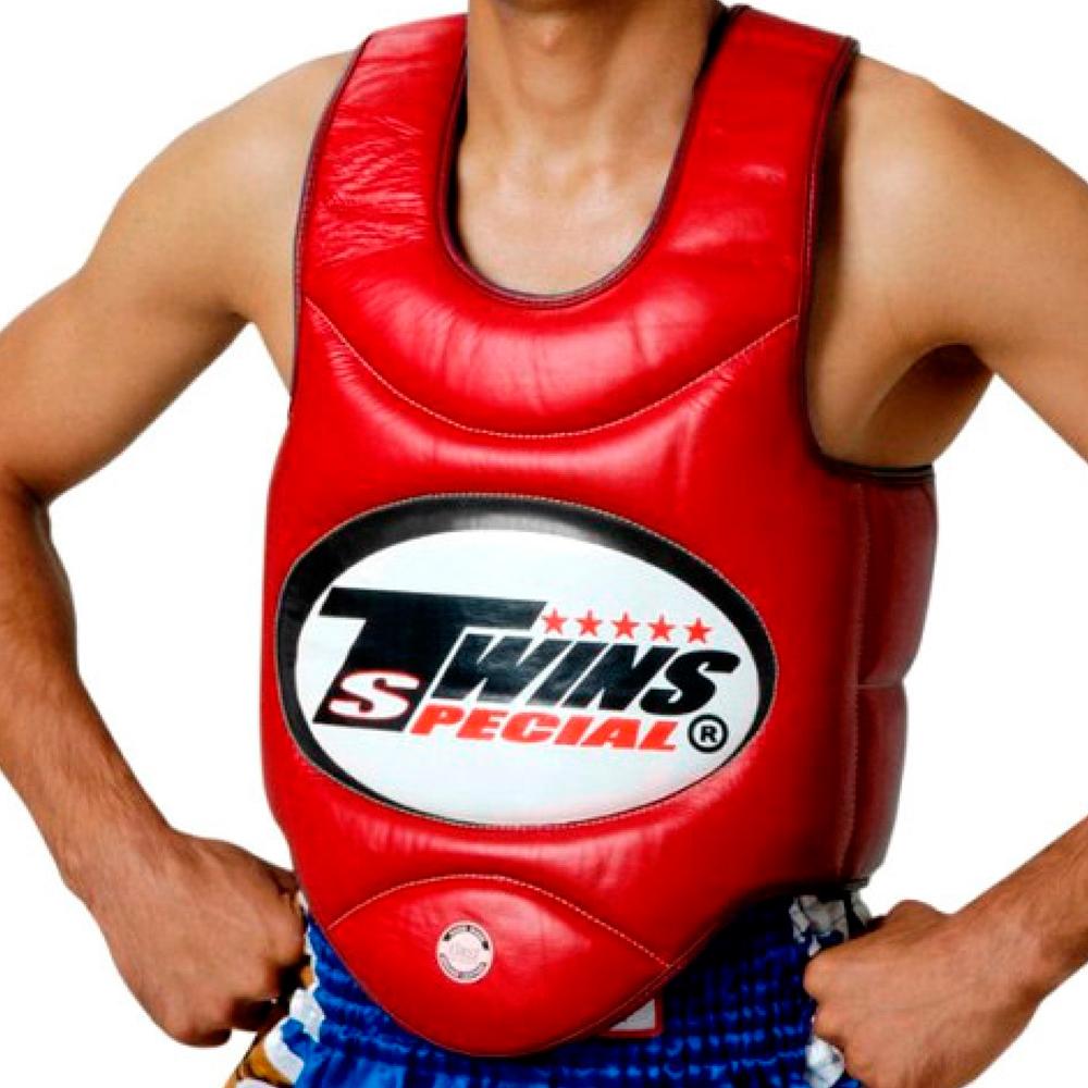 Жилет Защита Тела Twins BOPS-1 Синтетическая Кожа