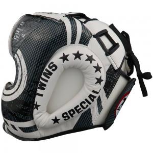 Боксерский шлем TWINS TW5 Black