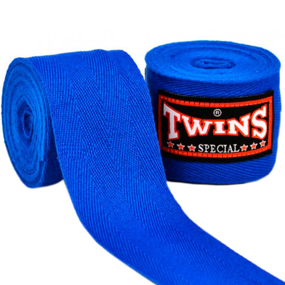 Бинты Тайский Бокс Twins Special Blue