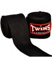 Бинты Тайский Бокс Twins Special Black Детские