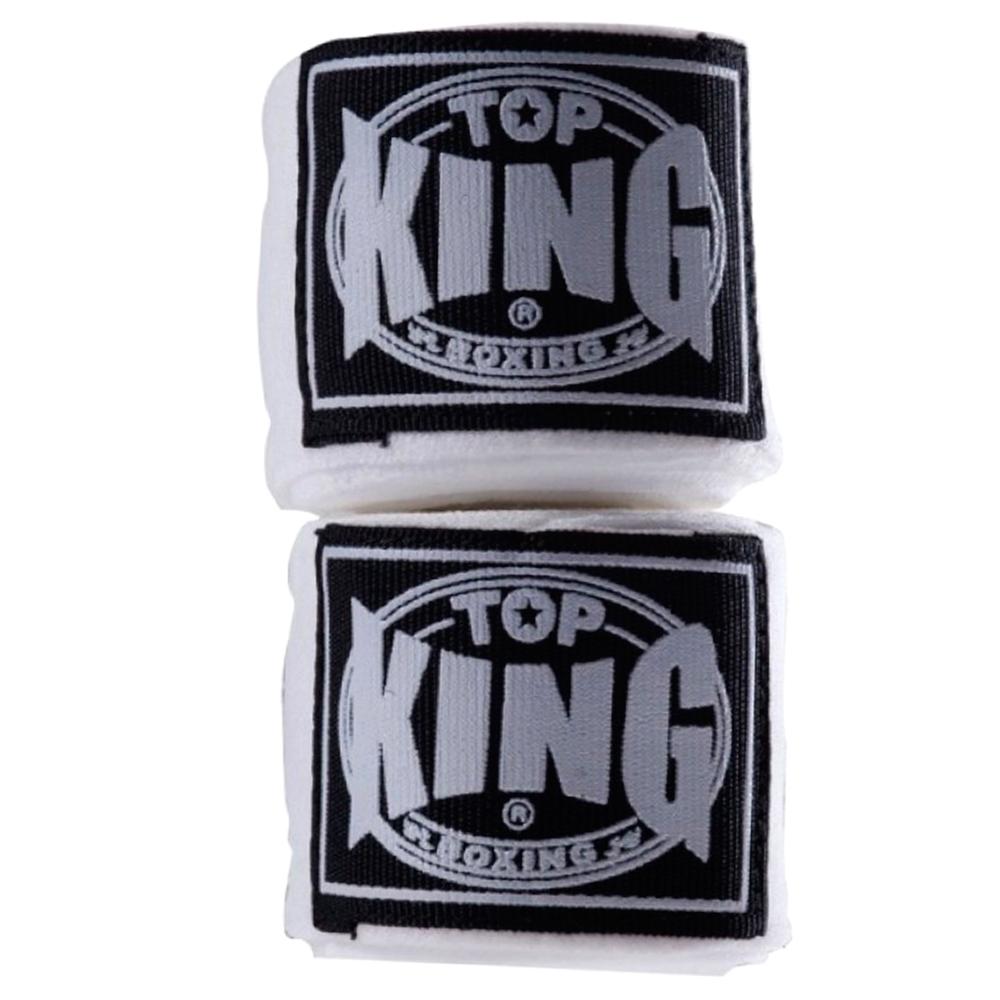 Бинты Тайский Бокс Top King White