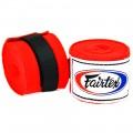 Бинты Тайский Бокс Fairtex Красные Как завязывать бинты для тайского бокса