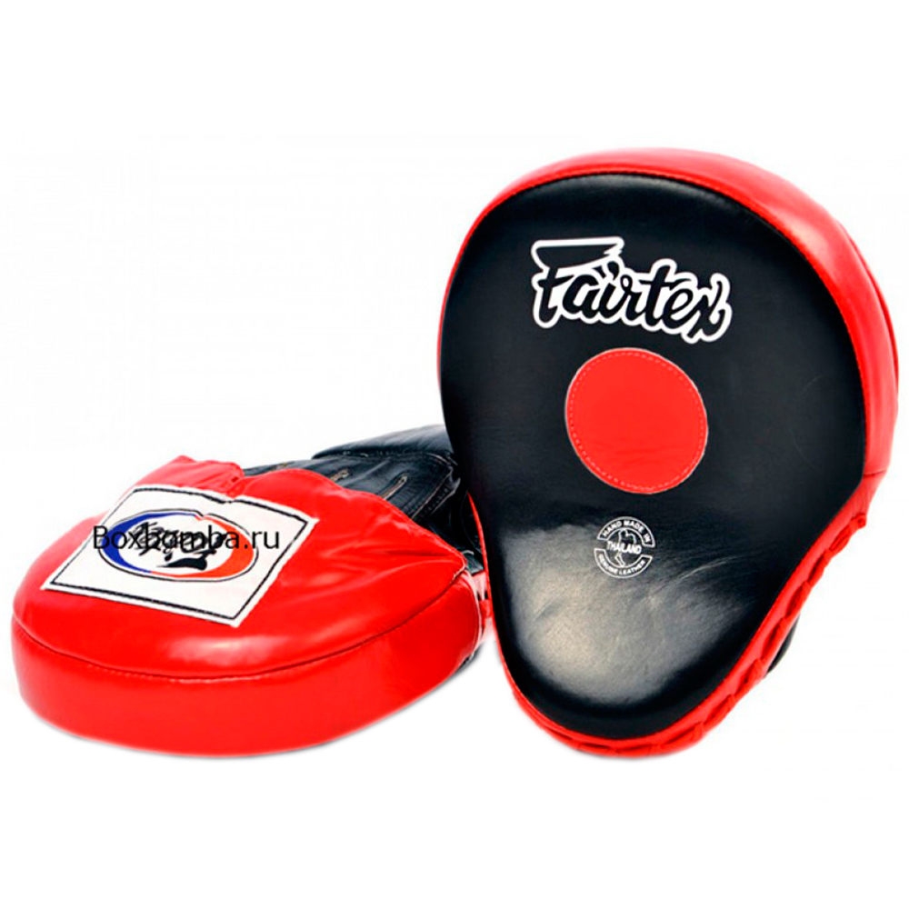 Лапы муай тай Fairtex FMV9 Ultimate Focus