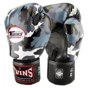 Боксерские перчаткиTWINS FBGV-ARMY UG