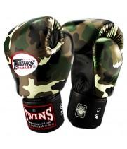 Боксерские перчаткиTWINS FBGV-ARMY JG