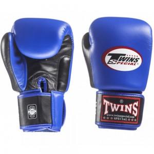 Боксерские перчаткиTWINS BGVL-3T Blue-Black