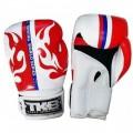 Боксерские Перчатки Top King TKBGWS White-Red