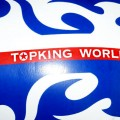 Боксерские Перчатки Top King TKBGWS  White-Blue