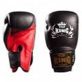 "Боксерские перчаткиTOP KING TKBGSV ""SUPER"" Black"