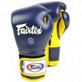 Боксерские ПерчаткиFAIRTEX BGV9MexicanStyleBlue