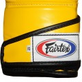 Боксерские Перчатки FAIRTEX BGV6 Stylish Angular Sparring Glove Yellow