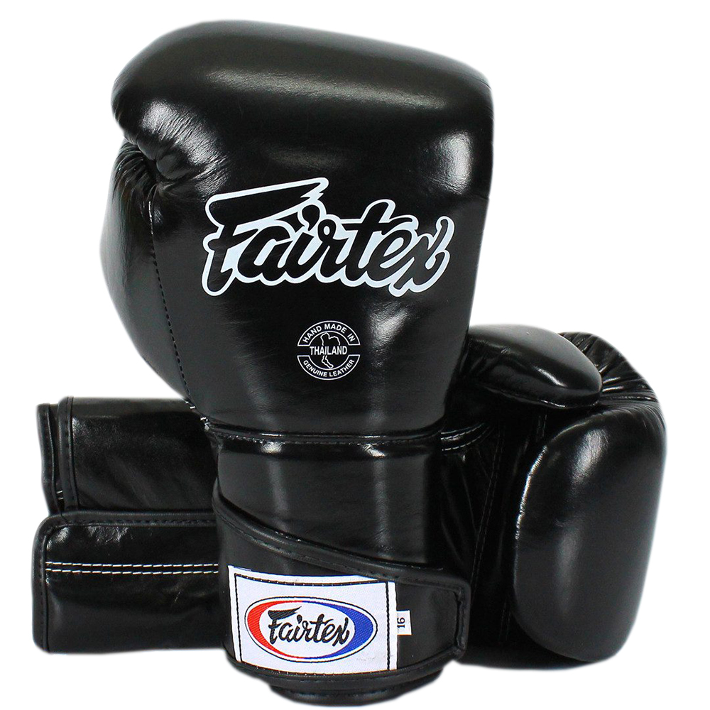 Боксерские ПерчаткиFAIRTEXBGV6 Stylish Angular Sparring GloveBlack