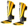Защита голени и стопы TWINSFSG-43 Fighting SpiritBlack-Yellow