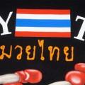 "Футболка Тайский Бокс Born to Be ""Muay Thai Classic"" Black"