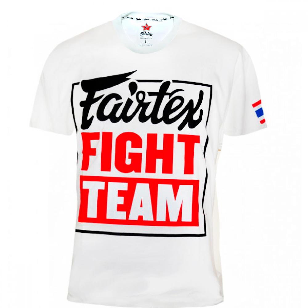 Футболка FAIRTEX TST-51 White