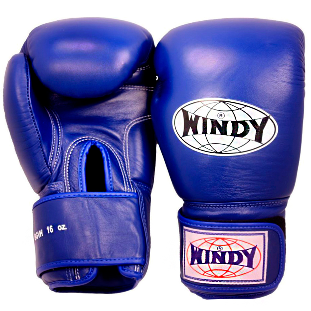 Боксерские Перчатки Windy BGVH Blue