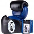 Боксерские Перчатки Windy BGP Proline Black-Blue