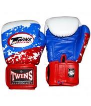 Боксерские Перчатки Twins Special FBGV-44 Российский Флаг