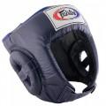 Боксерский шлем Fairtex HG1 Синий