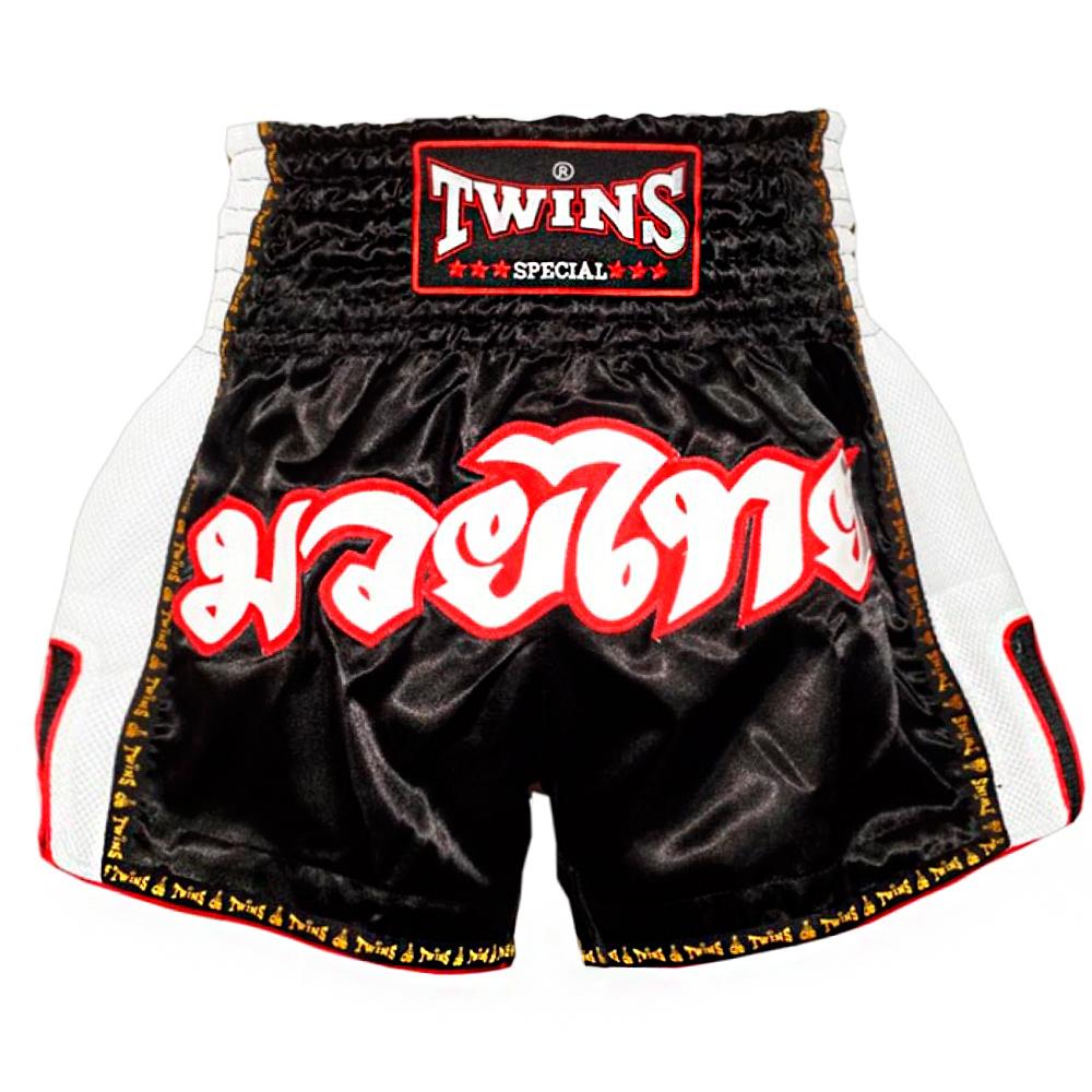 Шорты Twins TWS-913с с СеткойЧерные