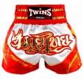 Заказать шорты для тайского бокса Twins Special Dragon Red
