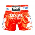 Шорты для тайского бокса Top King TKTBS World Series Red