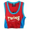 Топик TWINS SPECIAL Женский Red-Blue