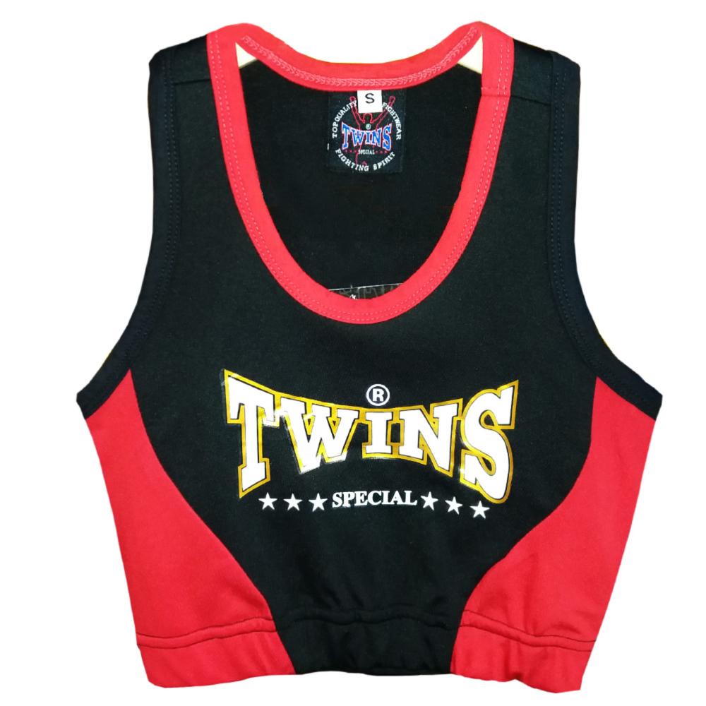 Топик TWINS SPECIAL Женский Black-Red