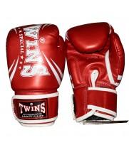 Боксерские перчатки Детские TWINS BGVS-DM-31 Red